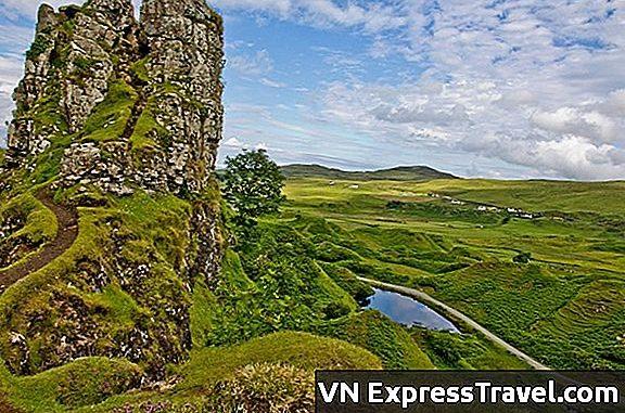 Mjesta za upoznavanje Škotske