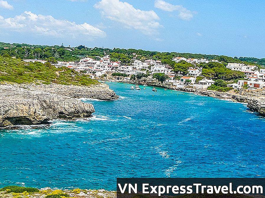 Le 6 migliori aree per stare a Minorca - VN Express Travel